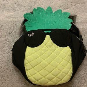 Brand new VS Pink pineapple cooler tote bag